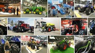 TECHAGRO 2016 | International Agricultural Equipment Fair