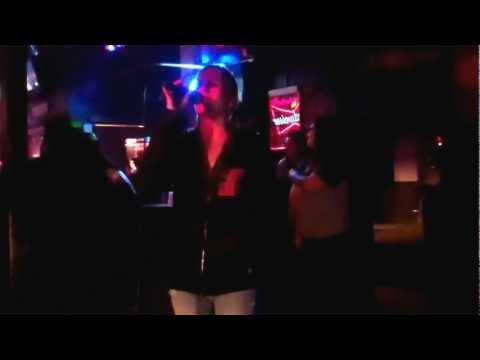 Kristy Brown sings Hold on