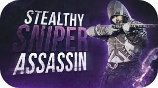STEALTHY SNIPER ASSASSIN | Assassin's Creed: Unity Gameplay 'Funtage'