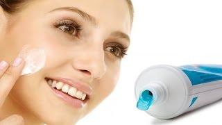 هل تعلم ماذا سيحدث إذا وضعت معجون الأسنان على بشرتك !