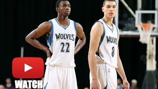 Andrew Wiggins & Zach LaVine Mix - Bounce Brothers