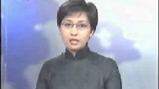 Trích đoạn Thời sự VTV1 (11/5/2001)