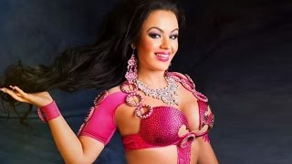 Anna Borisova Superb Belly Dance