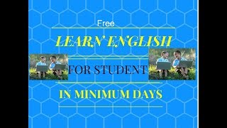 Free Learn English  | Speak English Child And Young | Learn English From Any Language You|Speak A.I.