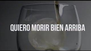 Los Inquietos del Norte - Quiero Morir Bien Arriba (Video Lyric)