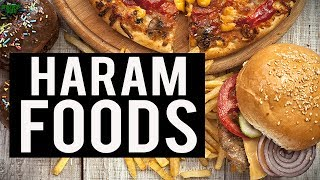 Eating Haram Food (The Different Opinions)