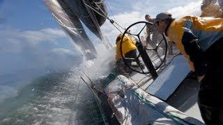 The Best of Leg 8: Raw Power | Volvo Ocean Race 2011-12