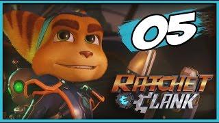 Ratchet & Clank: Parte 5 - Salvando uma Celebridade!!  - Dublado PT-BR