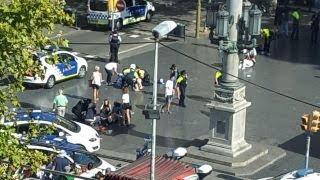 Third person arrested after terror attack in Barcelona