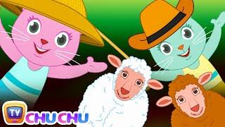 Baa Baa Black Sheep (SINGLE) | Nursery Rhymes by Cutians | ChuChu TV Kids Songs