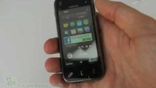 Nokia N97 Mini unboxing video