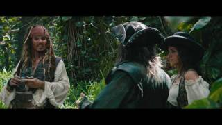 Pirates of the Caribbean: On Stranger Tides (2011) - Official Trailer [HD]