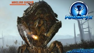 Fallout 4 - 5 Giant Creature Locations (...The Harder They Fall Trophy / Achievement Guide)
