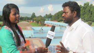 rusicaa TV , Ramesh Hansda, President, All India Santali Film Association (AISFA), Jamshedpur