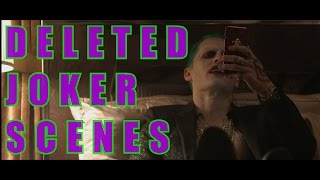 Suicide Squad Movie-Deleted Joker/Jared Leto Scenes Gallery