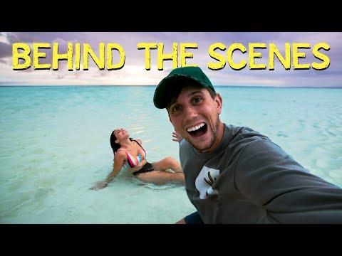 HOW TO MAKE A TRAVEL VLOG Camiguin Island Vlogging TIPS