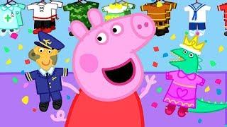 Peppa Pig English Episodes 🎉 Peppa