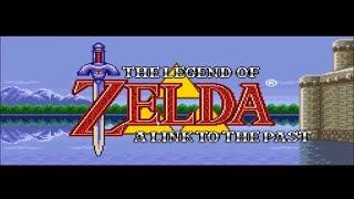 The Legend of Zelda: A Link to the Past (SNES) Opening