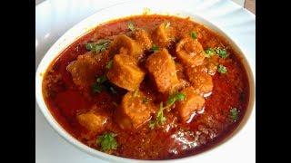Rajasthani Gatte Ki Sabzi Recipe In Hindi-Gatte Ki Sabzi स्वादिष्ट बेसन गट्टे की सब्ज़ी