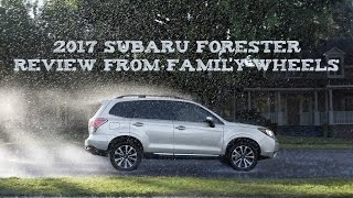 2017 Subaru Forester review from Family Wheels