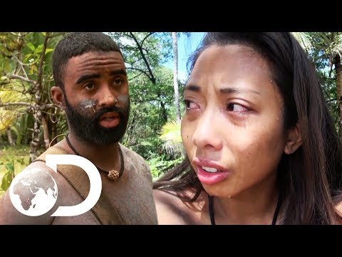 Xxx Mp4 Constant Criticism Pushes Contestant To The Limit Naked And Afraid 3gp Sex