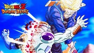 LR TRUNKSU HYPE! LR SUPER SAIYAN TRUNKS MULTISUMMONS! Dragon Ball Z Dokkan Battle