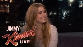 Amy Adams on Getting a Star on the Hollywood Walk of Fame