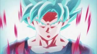 Goku Super Saiyan Blue Kaio Ken X20 VS Jiren [Dragon Ball Super Episode 109 - 1 hour special]