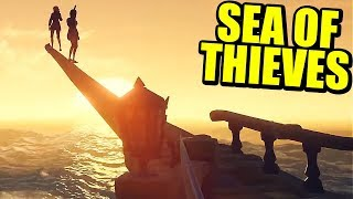 3 ABORDAJES Y CALAVERAS MILENARIAS - SEA OF THIEVES | Gameplay Español
