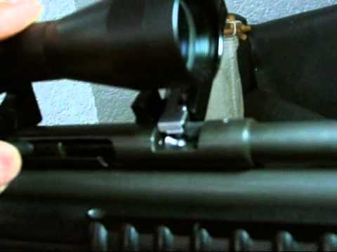 armscor custom airgun.wmv