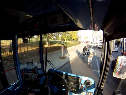 Bus Driver s View London Route 3