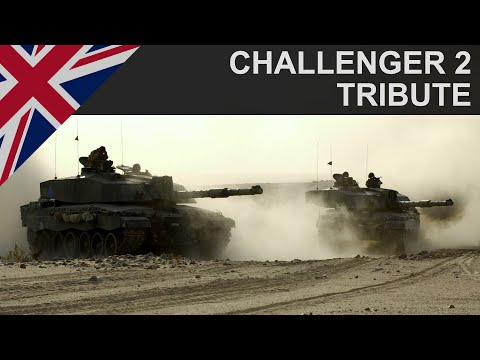 Challenger 2 Tribute | British Army