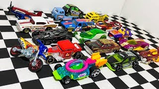Opening More New Hot Wheels Vehicles!