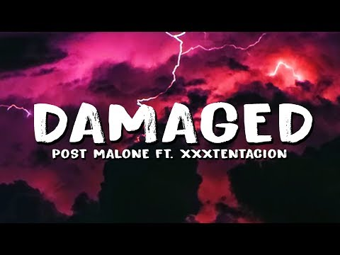 Xxx Mp4 Post Malone – Damaged Lyrics Ft XXXTENTACION 3gp Sex