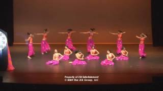 Texas Mohini @ Dance Fusion 2009