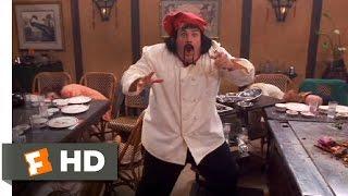 Beverly Hills Ninja (6/8) Movie CLIP - Hibachi Brawl (1997) HD