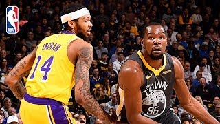 Full Game Recap: Lakers vs Warriors | Golden State Turns It On Late