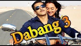 Dabang 3 - Salman Khan - Sonakshi Sinha - Kajol - Bollywood Upcoming Film 2018