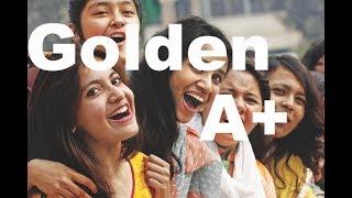 Golden A+