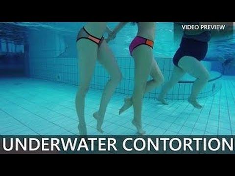 Flexilady Malina / Contortion under Water