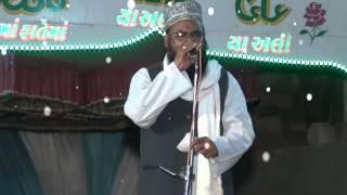Dilkash Ranchvi Chhor  kar  Ab Tera Aastana karbala ja  Raha hu mai nana