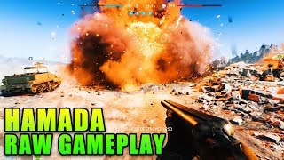 Hamada Raw Gameplay - Battlefield 5 First Look