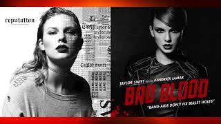Taylor Swift - ...Ready For It (Bad Blood Mashup Concept)