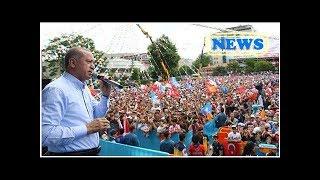 News Turkey will drain 'terror swamp' in Iraq's Qandil, Erdogan says
