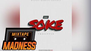 Trapz - Soke Freestyle #MadExclusive | @MixtapeMadness