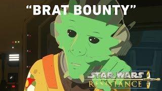 "Brat Bounty- ""The Children from Tehar"" Preview | Star Wars Resistance"