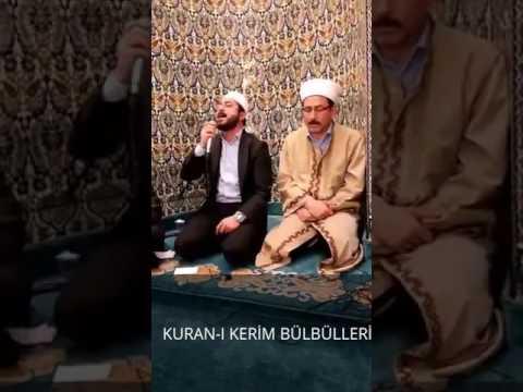 BURSA ŞEHREKÜSTÜ CAMİNDEN ALİ TEL HOCAM  05.05.2017
