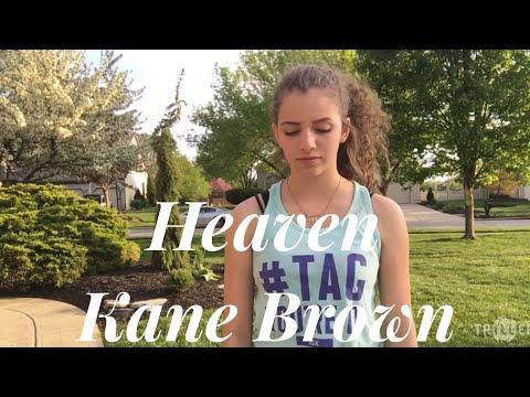 Heaven- Kane Brown (ASL COVER)