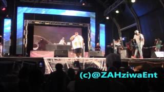 Hlengiwe Mhlaba FACT Durban Rocks Performance