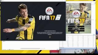 FIFA 17 Squads File Modding Tutorial